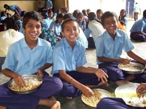 copii Akshaya Patra