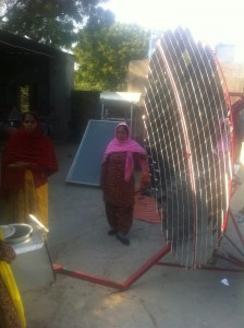 Cuptor Solar